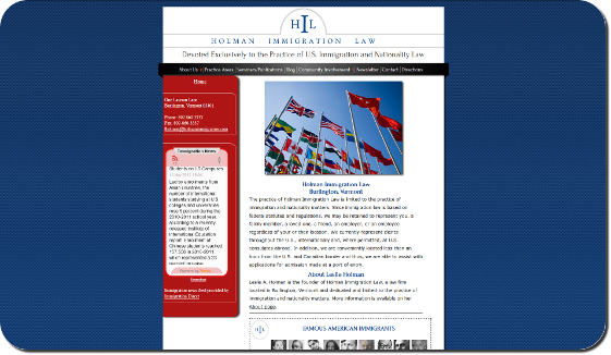 Holman Immigration Attorney Office