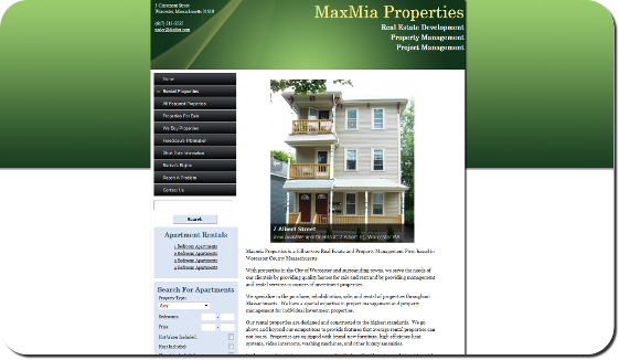 MaxMia Properties